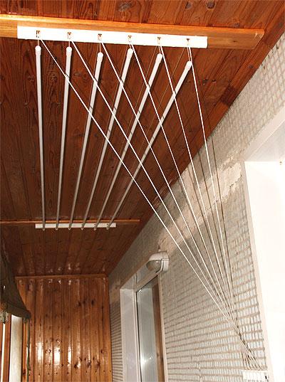 Сколько стоят сушилки потолочные для балкона.